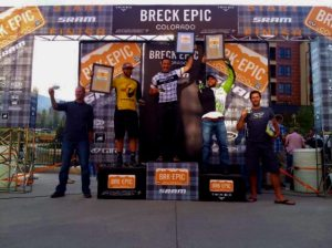 Breck Epic Final awards... and Off to Steamboat Springs